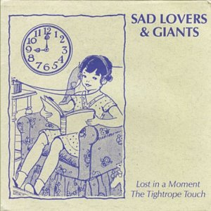 Sad lovers & Giants: Lost in a Moment 7""