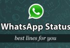 Latest Whatsapp Status in English