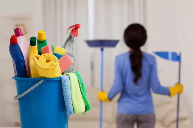 Limpeza de Casas Particulares