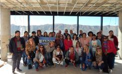 Los Secretarios de Acción Social visitaron el Hotel SADOP Cosquín