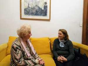 Lee más sobre el artículo Reunión de SADOP con Estela de Carlotto