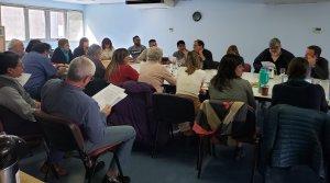 Lee más sobre el artículo Una nueva reunión de la Intersindical de salud se realizó en SADOP