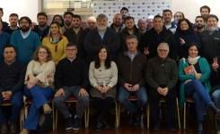 """Cuarta reunión plenaria """"Hacia la conformación de una Intersindical de Comunicación"""""""
