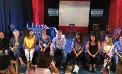 Encuentro de delegados en Tilcara