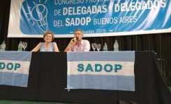 Congreso de Delegadas y Delegados de la SADOP Provincia de Buenos Aires