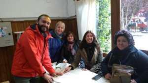 Lee más sobre el artículo Jornada de afiliación en Bariloche