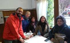 Jornada de afiliación en Bariloche