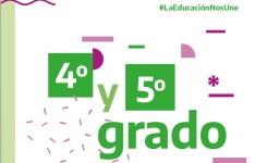 Educación primaria: 4to y 5to grado