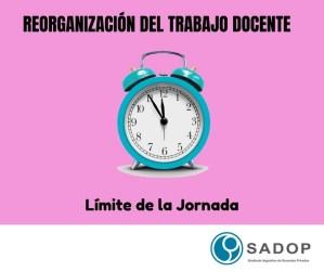 Lee más sobre el artículo SADOP propone reorganizar el trabajo docente en la pandemia