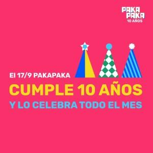 Lee más sobre el artículo La señal infantil pública lanza una campaña colaborativa: Pakapaka del 1 al 10