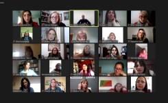 Primera Reunión Nacional de Mujeres Sindicalistas de SADOP