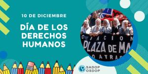 Lee más sobre el artículo Día Internacional de los Derechos Humanos