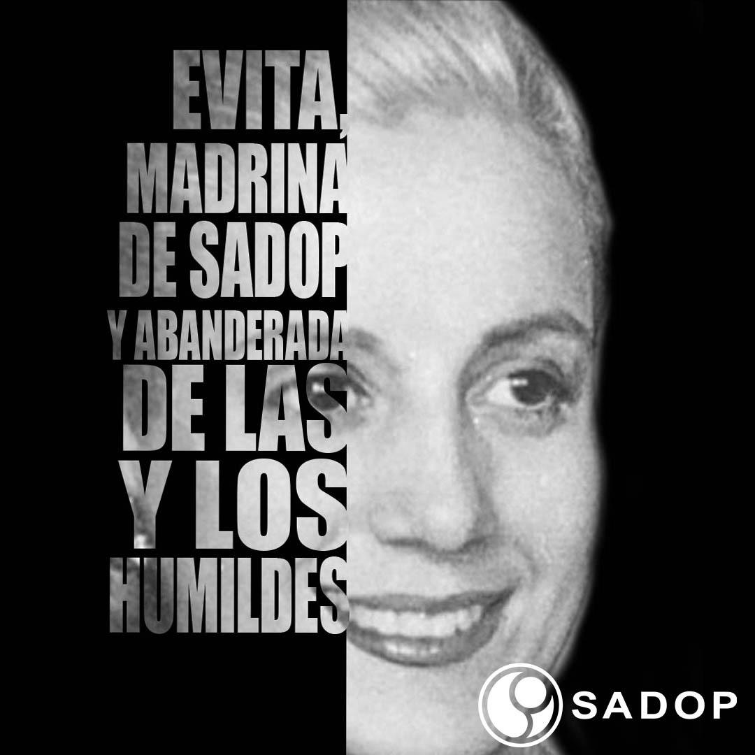 En este momento estás viendo Evita, las mujeres y SADOP
