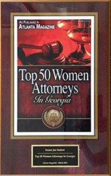 top 50 women attorneys