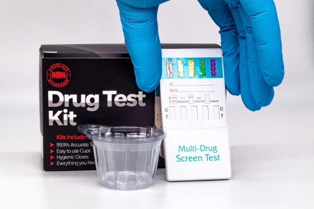 workers comp drug testing