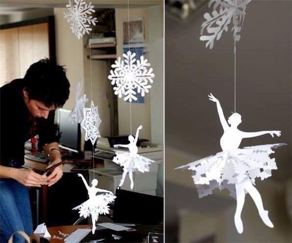Balker Snowflakes.