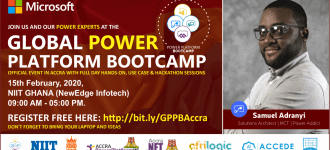 Global Power Platform Bootcamp