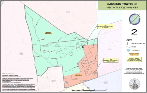 Sadsbury Township Precincts and Polling Places