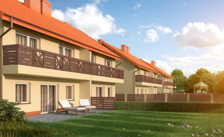 Dom w malowniczej okolicy - Osiedle Dobranowice