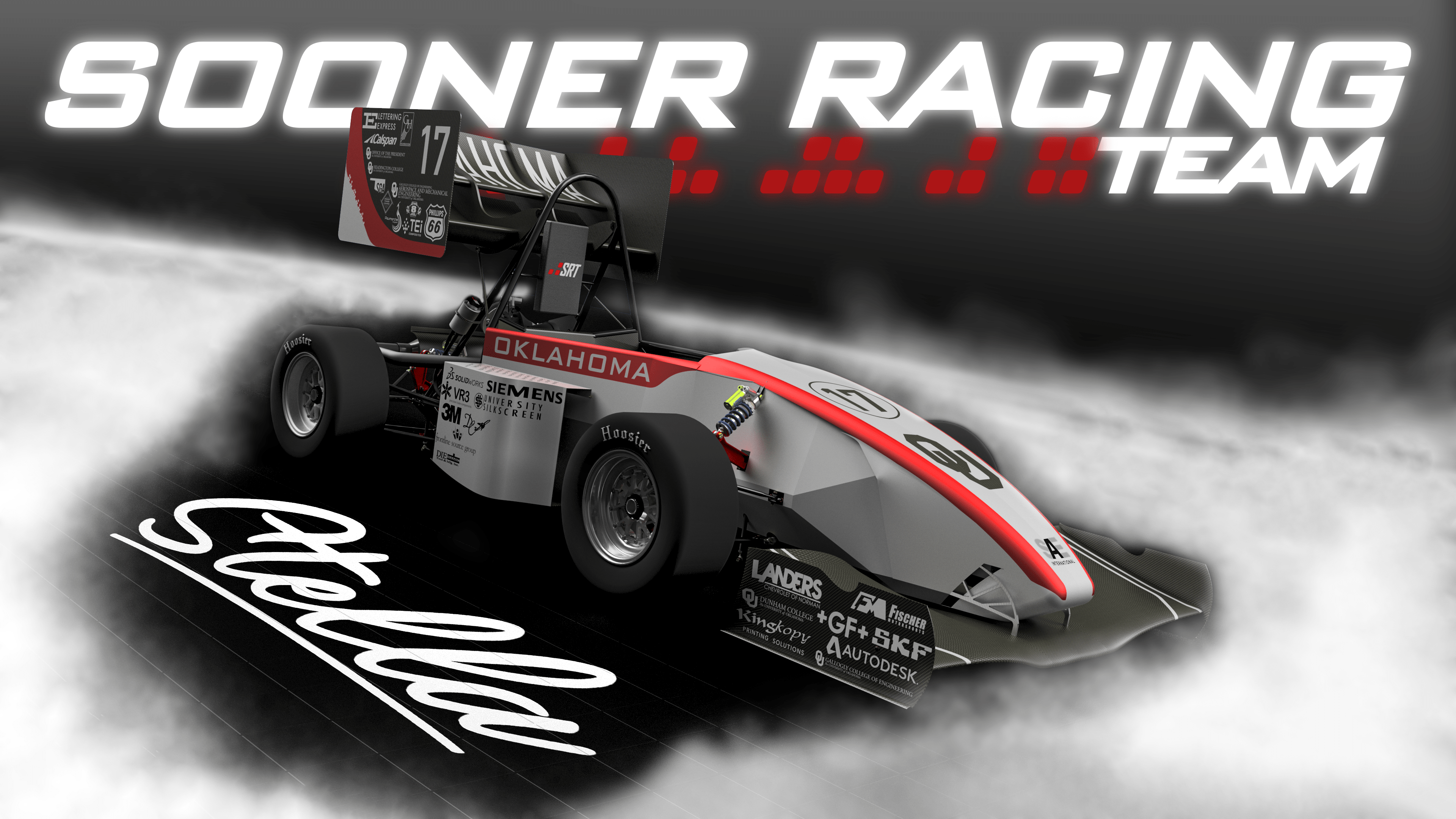 Right Low Slanted – The Sooner Racing Team
