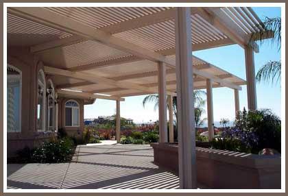 alumawood patio covers custom shade