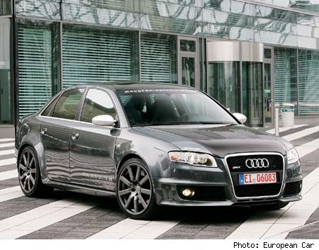 Audi MTM RS4