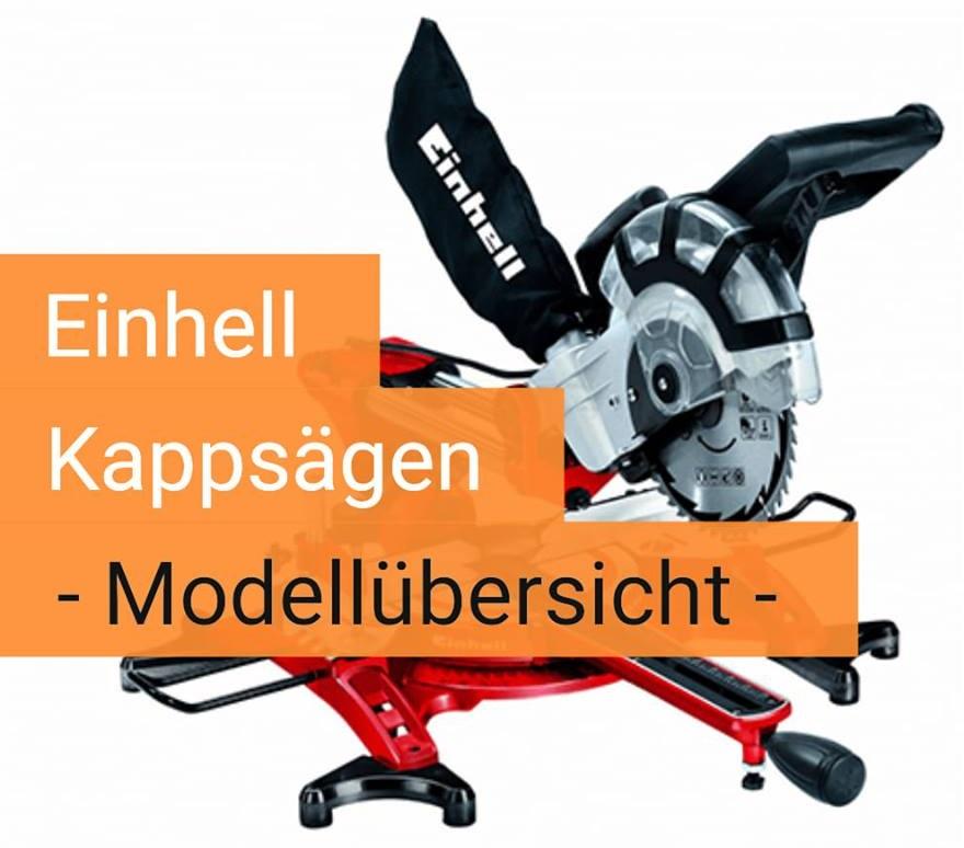 Einhell Kappsägen Modelle auf saegehandbuch.de