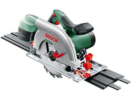 Bosch Kreissäge PKS 66 AF mit Führungsschiene, 1.600 Watt, Sägeblatt Ø 190 mm