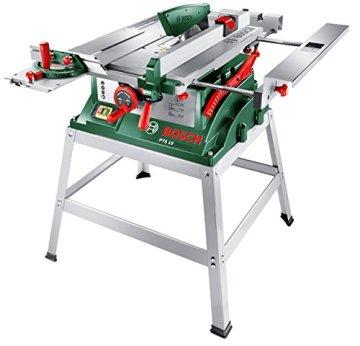 Bosch PTS 10 Tischkreissäge mit Untergestell