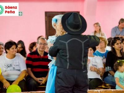 El intendente participó del encuentro cultural de la tercera edad