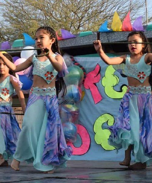 El CIC del San Cayetano celebró el mes del Niño a lo grande
