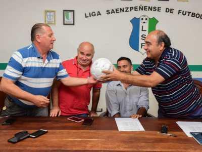 """Arranca el torneo de fútbol """"Copa 108º aniversario de Sáenz Peña"""""""