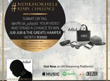 Jub Jub Is Giving Away R3000 Worth Of Hamper For #NdikhokheleRemix Challenge