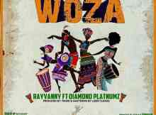 Rayvanny - Woza Ft. Diamond Platnumz