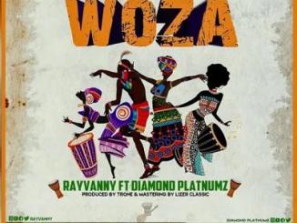 Rayvanny Woza ft Diamond Platnumz Mp3 Download Safakaza