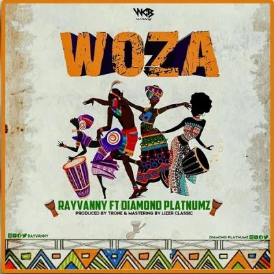 Rayvanny Woza ft Diamond Platnumz Mp3 Download Safakaza