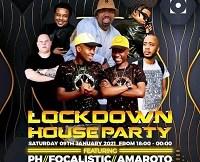 Amen Deep T – 2021 Lockdown House Party Mix