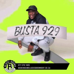 Busta929 - Tech Rider