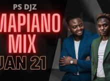 PS DJZ – Amapiano mix 21 January 2021 Ft Mr JazziQ, Kabza De Small, Maphorisa