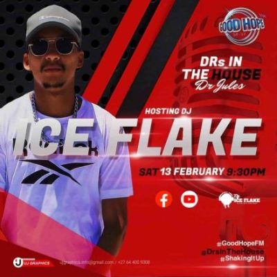 DJ Ice Flake Drs In The House Goodhope FM Mix Mp3 Download SaFakaza