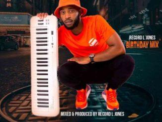 Record L Jones Piano Exclusive Experience Vol. 2 Mix Mp3 Download SaFakaza