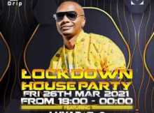 Sun-El Musician Channel O lockdown house party