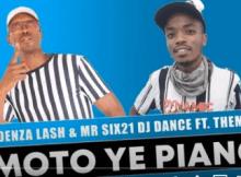 Madenza Lash & Mr Six21 DJ Dance Imoto ye Piano Mp3 Download SaFakaza
