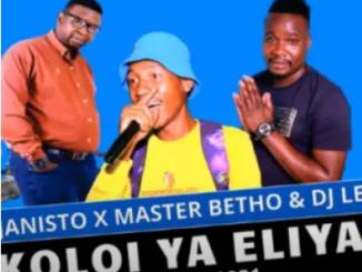 DJ Janisto Koloi Ya Eliya Mp3 Download SaFakaza