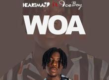 Heartman ft IceBoy – Woa (Prod by B2)