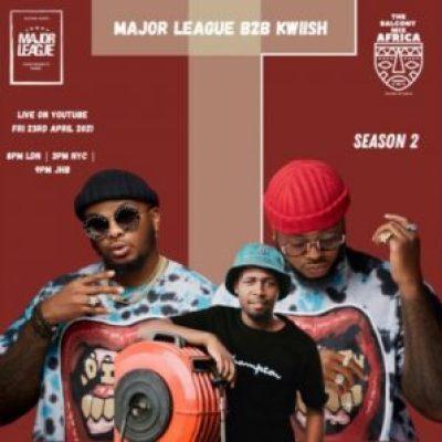 Major League Amapiano Live Balcony Mix Africa B2B S2 EP14 Mp3 Download SaFakaza