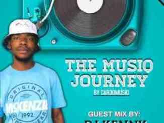 DJ Kenny The Musiq Journey Vol. 08