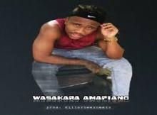 Killorbeezbeatz - Wasakara Amapiano (80s Amapiano Music)