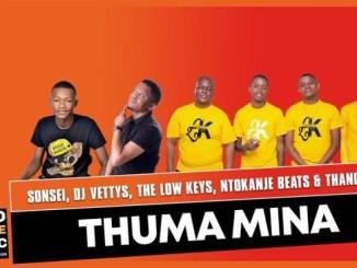 Thuma Mina Sonsei x DJ Vettys x The Low Keys x Ntokanje Beats & Thandiwe