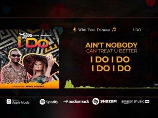 Wini ft Darassa – I Do